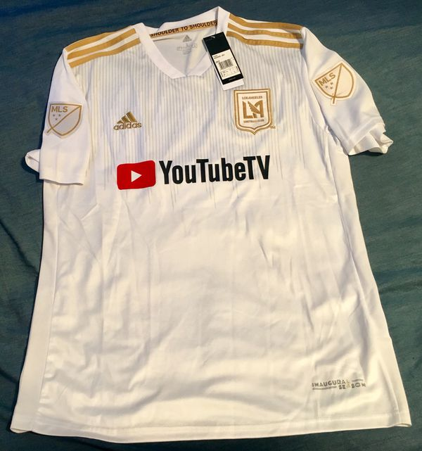 new arrivals 81084 89bb9 Carlos Vela Adidas LAFC Soccer Jersey for Sale in Lynwood, CA - OfferUp