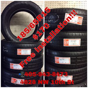 Photo Used tires