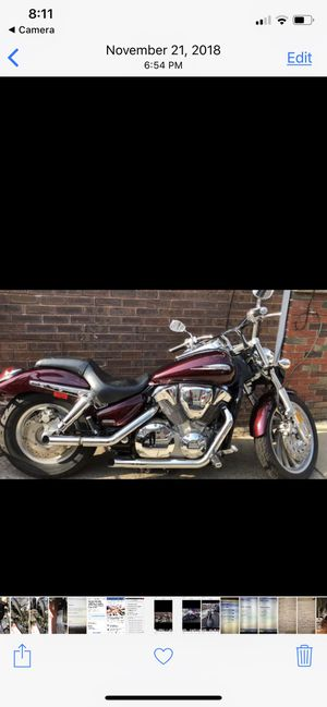 New And Used Honda Motorcycles For Sale In Philadelphia Pa Offerup