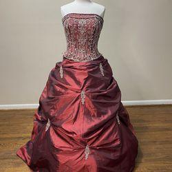 New Quinceanera Dress Thumbnail