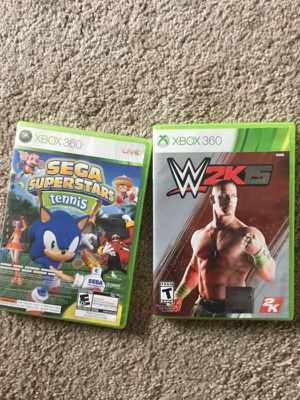 2 Video Games Need Gone Asap for Sale in Washington, DC