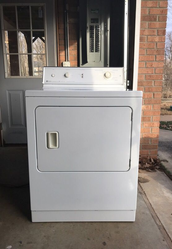 Maytag Dependable Care Plus Heavy Duty Dryer For Sale In