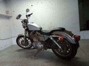 Photo Harley Davidson xl883
