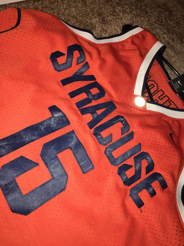 9fe8c85ef XL Carmelo Anthony Syracuse jersey for Sale in Pleasanton