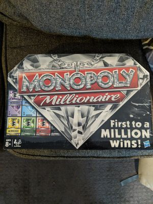 Monopoly Millionaire Game for Sale in Silver Spring, MD