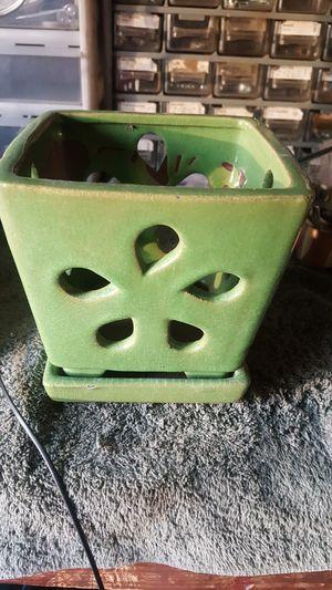 Orchid Pot Green for Sale in Virginia Beach, VA