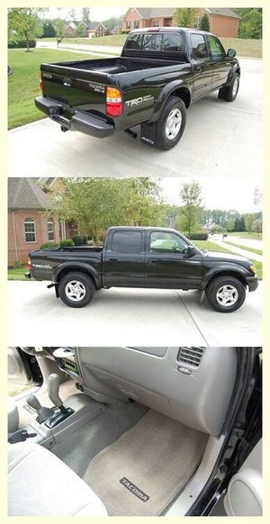 •● 2001•● Toyota• ● Tacoma ●•Overhead Airbag, Overhead Console, Panic Button, Passenger Sensing Airbag.•● for Sale in Washington, DC
