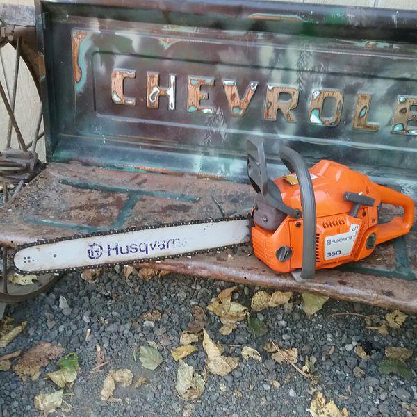 Husqvarna 350 chainsaw 20 inch bar for Sale in Monroe, WA - OfferUp