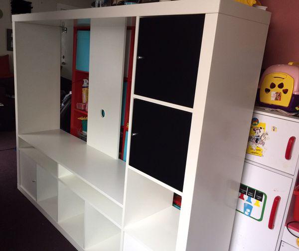 Ikea Lappland Tv Storage Unit White 72x57 78 For Sale In