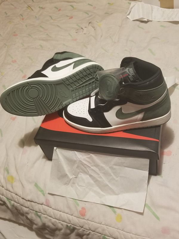 e681c090ddd1 New Jordan 1 retro Clay Green size 10.5   13 for Sale in Bensalem ...