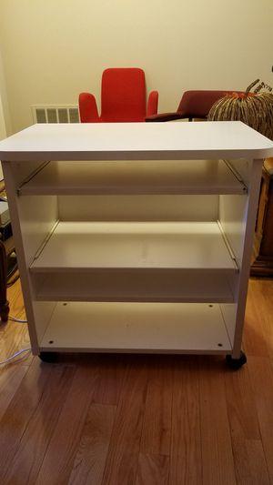 Computer desk. $25 obo. for Sale in Springfield, VA