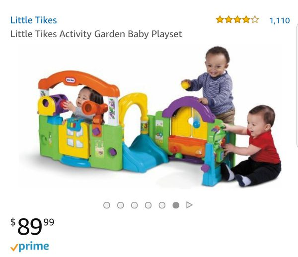open in the appcontinue to the mobile website - Little Tikes Activity Garden Baby Playset