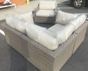Photo Brand New 4 Piece Outdoor Patio Furniture Set