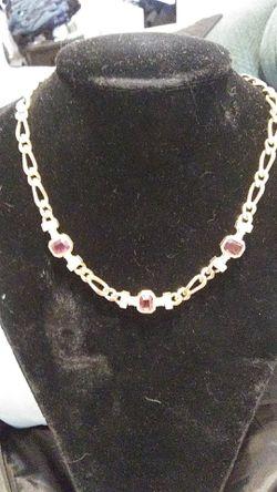Dior necklace Thumbnail