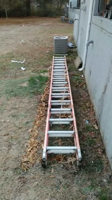 32 Foot Extension Ladder For Sale In Hopewell Va Offerup