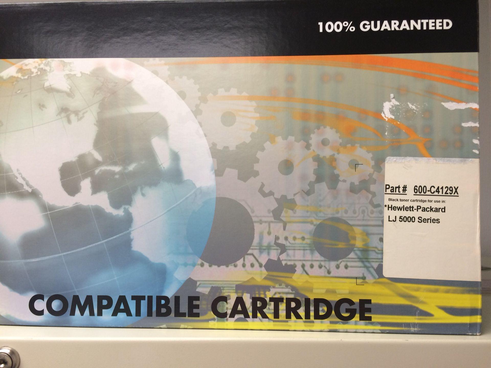 Toner cartridge for hewlett -packard LJ5000 series printer