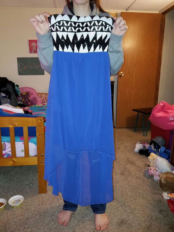 e485277ada1 Strapless High-Low Rue 21 Dress for Sale in Pevely