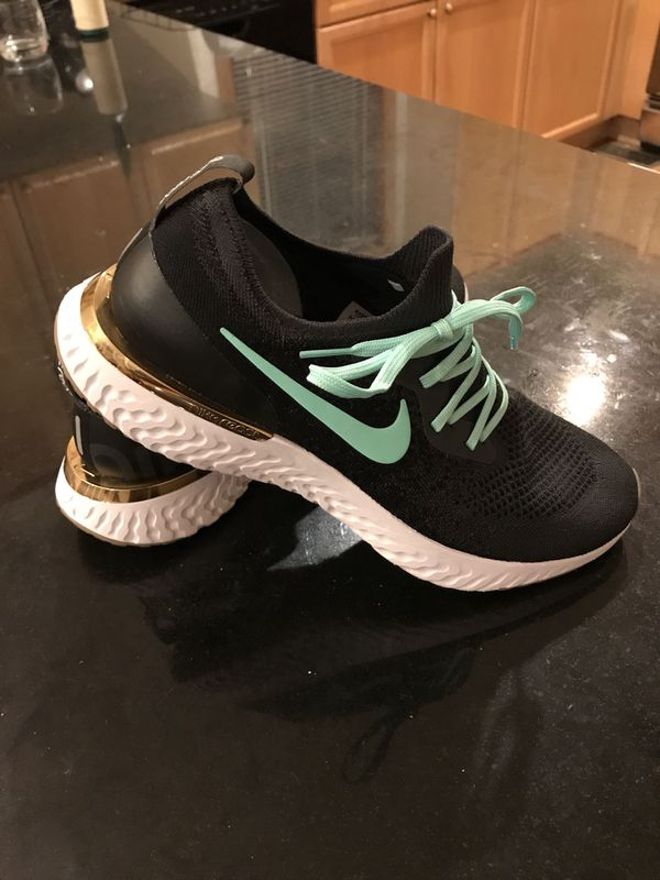 d6286c182a42 Nike Flyknit Trainer 9 (M) - Custom NikeID NEW (Clothing   Shoes) in  Chicago