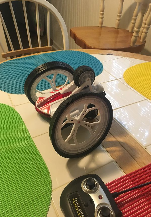 Remote Control Car Thunder Tumbler For Sale In Raleigh Nc Offerup