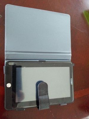 2 tablets one with case one without for Sale in Raleigh, NC