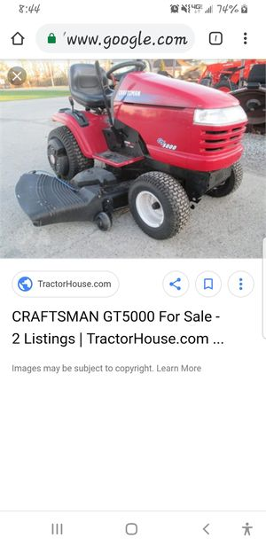 Craftsman Lt1000 For Sale 4 Listings Tractorhouse Com >> New And Used Tractor For Sale In York Pa Offerup