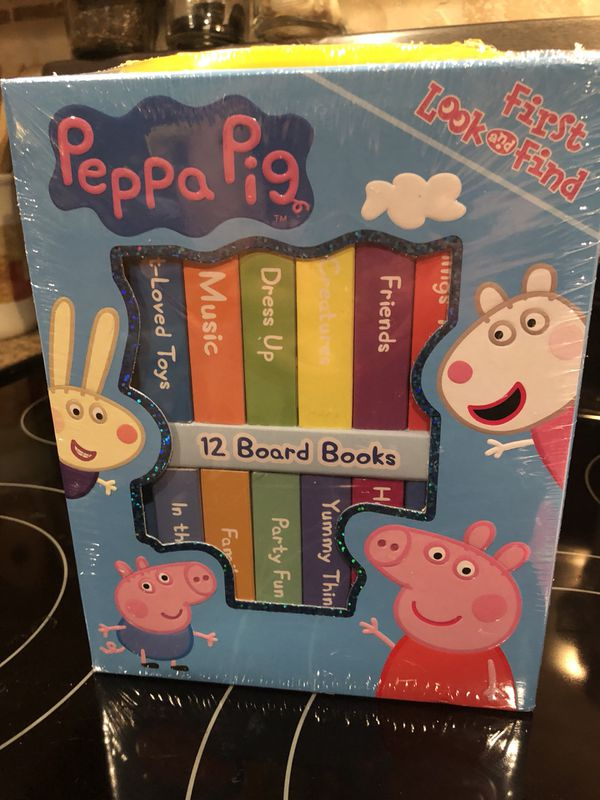 Peppa Pig Children S Books For Sale In Puyallup Wa Offerup