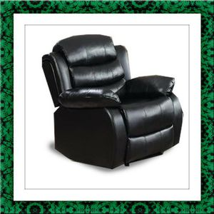Black recliner chair free delivery for Sale in McLean, VA