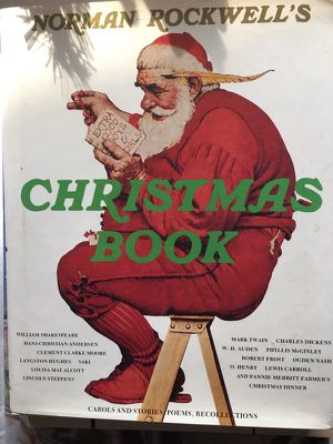 Norman Rockwell Christmas Book for Sale in Chicago, IL