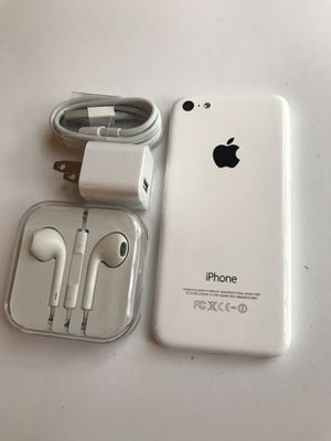Unlocked iPhone 5c, excellent condition for Sale in Falls Church, VA