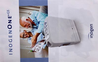 Inogen One G5 Portable Oxygen Concentrator Thumbnail
