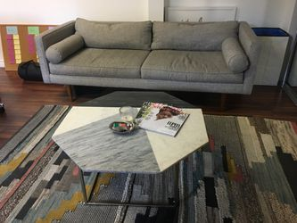 West Elm coffee table Thumbnail