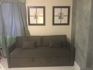 SOFÁ BED IN EXCELLENT CONDITION!!! for Sale in Miami, FL