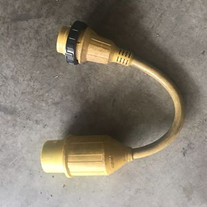 Marinco Marine pigtail adapter for Sale in Seattle, WA