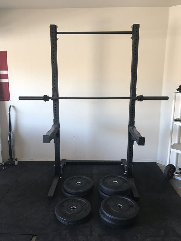 Best crossfit box home gym equipment packages reviewed