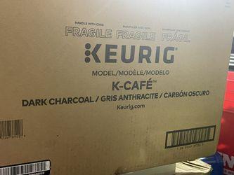 KEURIG K-Cafe  Coffee, Cappuccino & Latte Maker Thumbnail