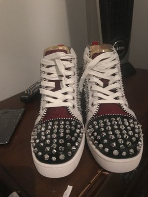 Louboutin sneakers men for Sale in Silver Spring, MD