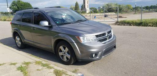 2012 Dodge Journey Thumbnail