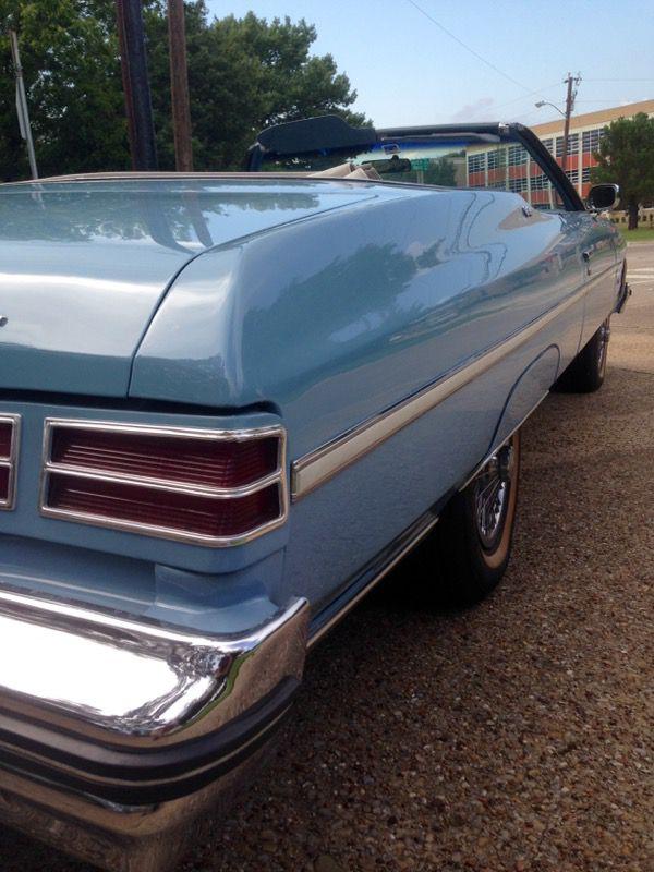 1975 Caprice Classic Convertible ----- (Cars & Trucks) in Dallas, TX ...