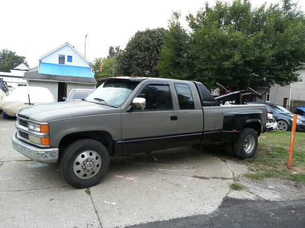 Wheel Lift Repo Tow Truck For Sale In Cleveland Oh Offerup
