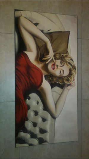 Marlyn Monroe wall picture for Sale in Miami, FL