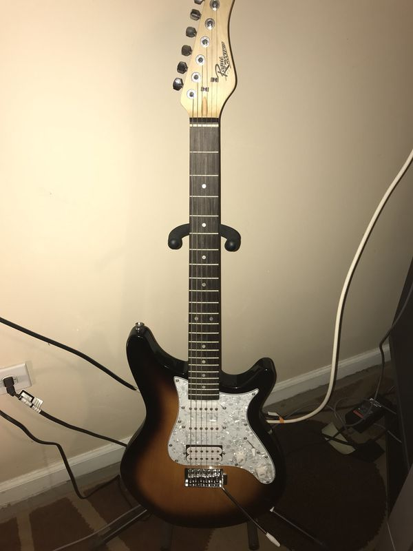 Rogue Rocketeer Electric Guitar And Acoustic Amp For Sale In Chicago