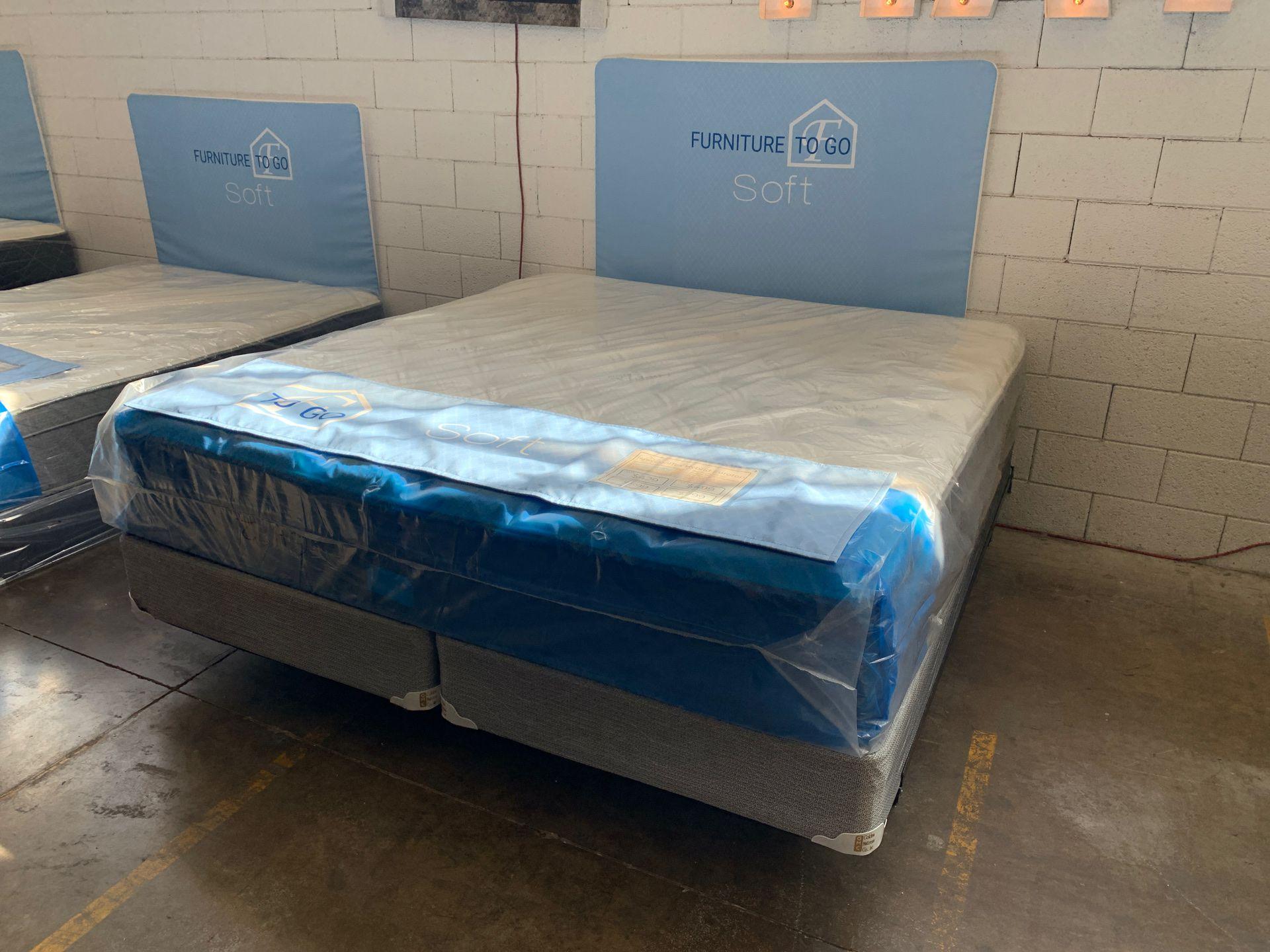 King mattress - cooltex