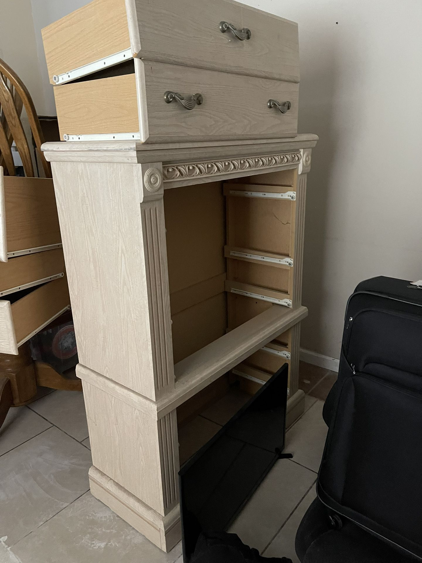 Dresser And Night Dresser
