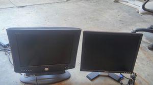 Dell monitors for Sale in Charlottesville, VA