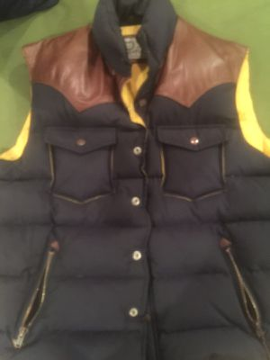 Vintage Penfield down vest great condition and just in time for this weather for Sale in Washington, DC