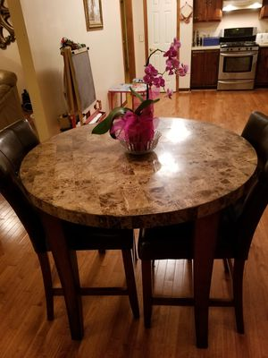 Marble Dining Table for Sale in Columbia, VA