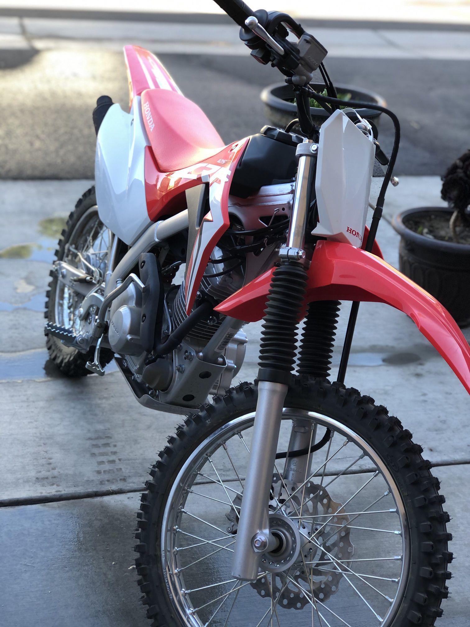 Photo 125 Crf Dirt Bike