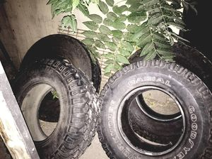4 tires all same size for Sale in West Valley City, UT
