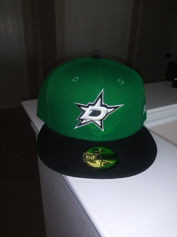 282d43aeca223 Dallas stars fitted hat for Sale in Fort Worth