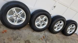 16 inch rims/rines 5x114.3 for Sale in Annandale, VA